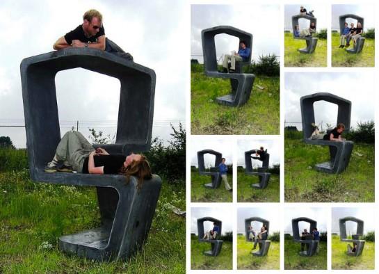 Flexibel einsetzbar: Möbius stage