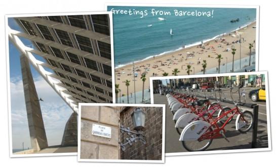 Gewinne eine Reise nach Barcelona im Wert von 1000 Euro!