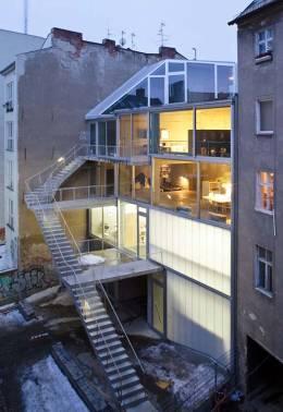 Galerie- und Ateliergebäude, Brunnenstraße, Berlin