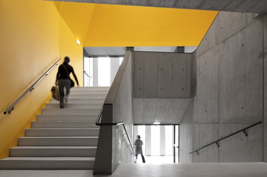 Braamcamp Freire School, CVDB Architectos