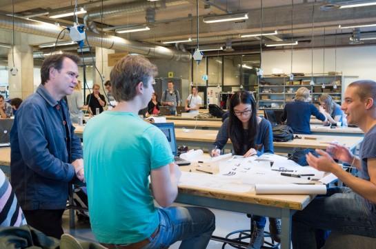 CDC 2013/14: Workshop in den Niederlanden